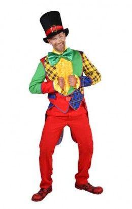 Clownsjas colors