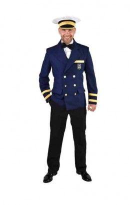 kapiteins jas marine