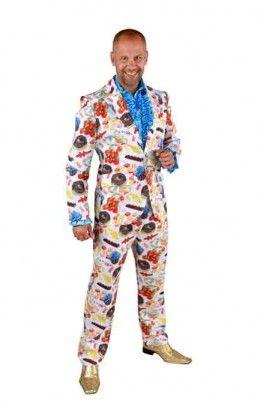 Kostuum candy mix
