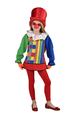 Clowns blouse