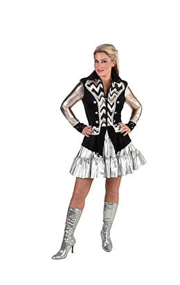 Carnavalsjasje dames luxe