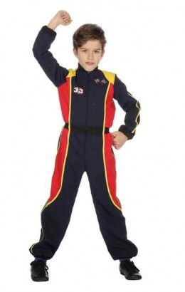 race overall Formule 1