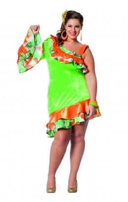 jungle jurk
