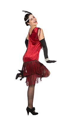 Charleston jurkje Ruby jaren 20