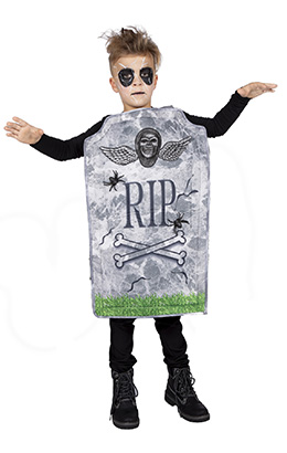 Halloween kostuum Grafzerk