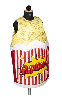 Popcorn kostuum kind