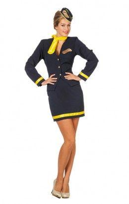 Stewardess de luxe
