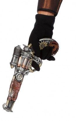 Pistool Steampunk
