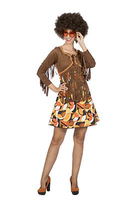 Hippie jurkje Patty