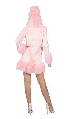 Eenhoorn jurk roze
