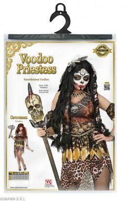 Holbewoonster / Voodoo Priesteres