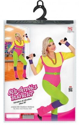 80's Aerobics Instructrice