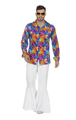 Foute disco shirt