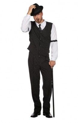 Jaren 20 kostuum Thomas