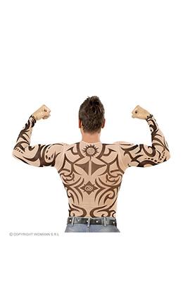 tattoo shirt stam, man