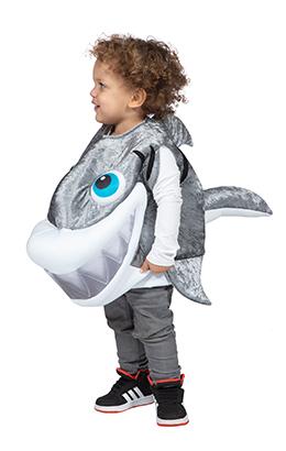 Haai kostuum kind