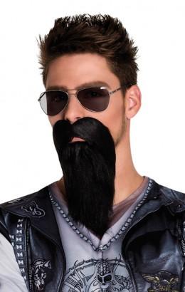 Baard biker