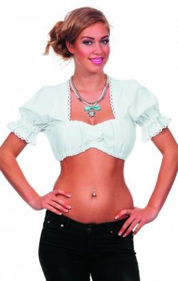 Kort dirndl blouse
