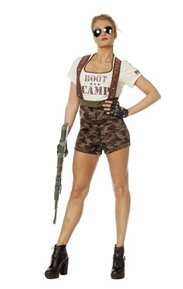 Bootcamp catsuit 4044