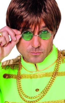 Bril John Lennon groen