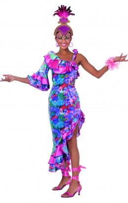 Caribbean jurk