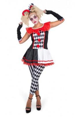 Clownsjurkje jester
