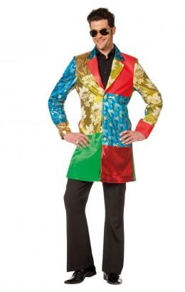 Carnavals jas luxe jas heren