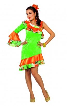Caribisch jurkje