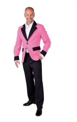 Colbert roze heren
