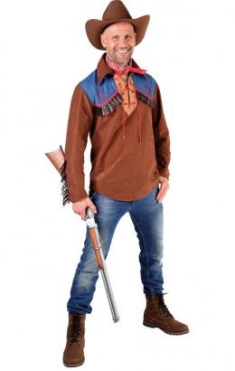 cowboy blouse jeans