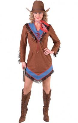 Cowboy jurkje jeans