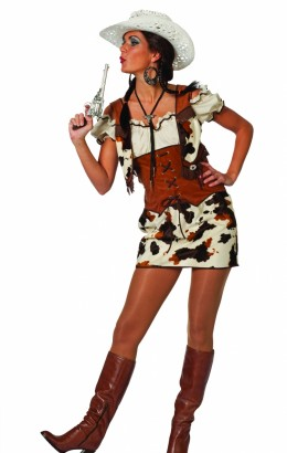 Cowgirl Ringo