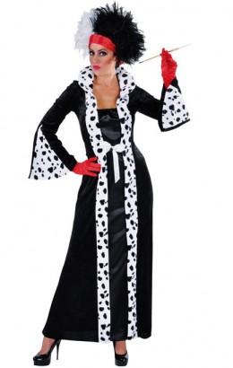 Cruella jurk luxe