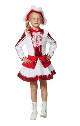 Dansmarieke rood