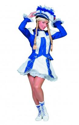 Dansmarietje blauw