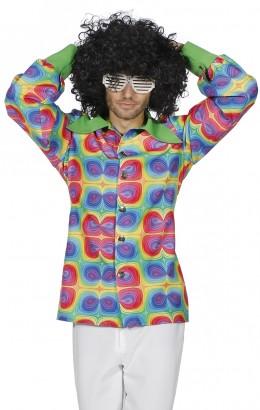 Hippie overhemd heren