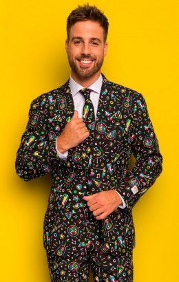 OppoSuit Disco Dude