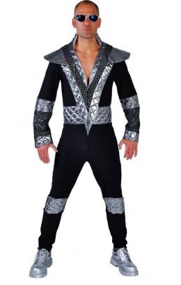 Disco space kostuum
