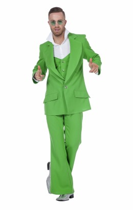 Disco pak/ night fever groen