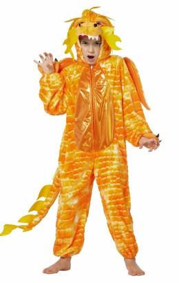 Draak oranje