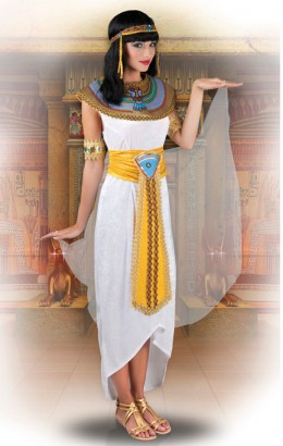 Farao kostuum dame