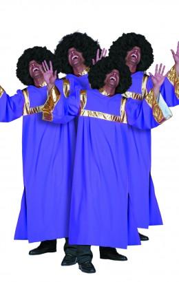 Gospel zanger