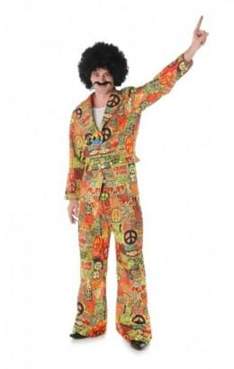 hippie kostuum heren