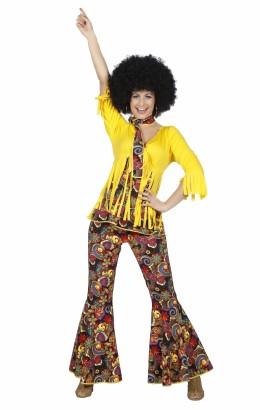 Hippie Fringe pak dames