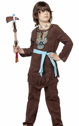 indiaan jongen