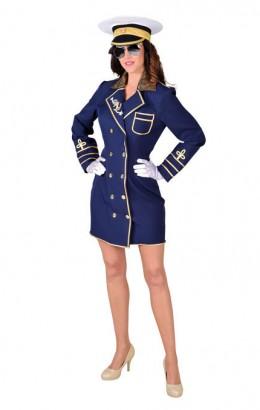 Kapiteins jurkje bij de marine