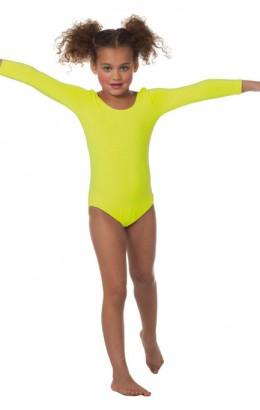Body voor meisjes geel