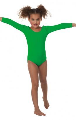 Body voor meisjes groen