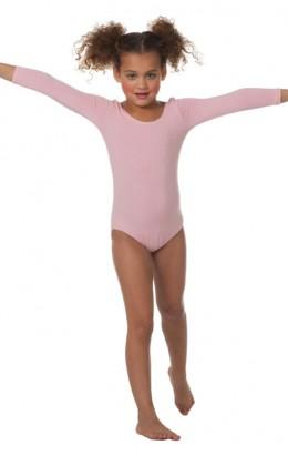 Body voor meisjes licht roze