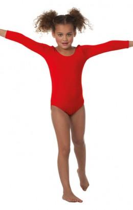 body voor meisjes rood